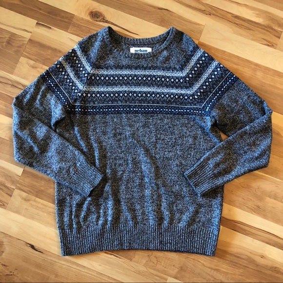 urban pipeline Other - Men's printed sweater